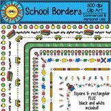 School Borders Clip Art