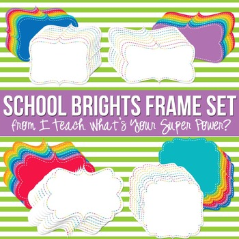 School Brights Digital Frames