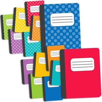 School Brights Notebook Set