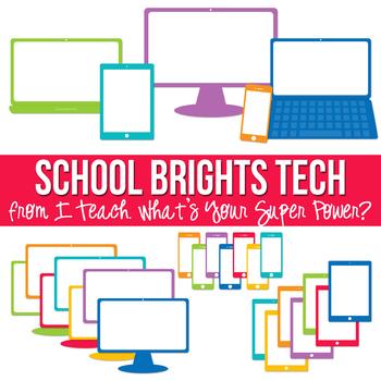 School Brights Tech Set