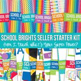 Seller Start Kit: School Brights Ultimate Bundle