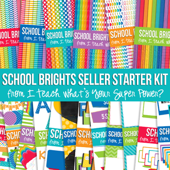 School Brights Ultimate Bundle Set