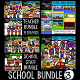 School Bundle 3 {Creative Clips Digital Clipart}