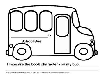 School Bus Character Report