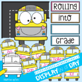 School Bus Bulletin Board / Display Set