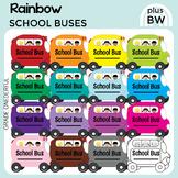 School Bus Clip Art 48 Images