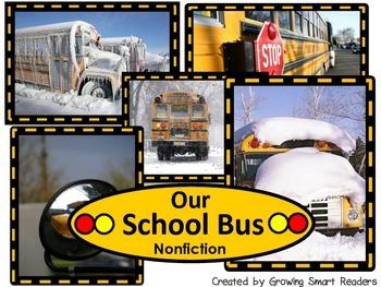 School Bus Nonfiction Reading