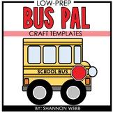 School Bus Quick Craft