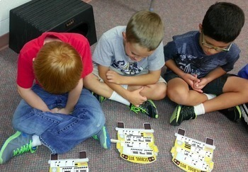 School Bus Rhythms Bundle for Fun, Review, and Assessment