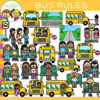 School Rules Clipart