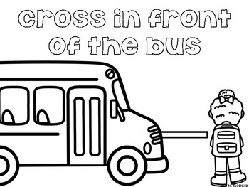 School Bus Rules {Making Good Choices}