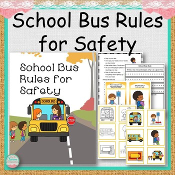School Bus Rules for Safety by