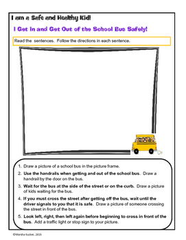School Bus Safety: Following Directions
