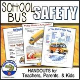 School Bus Safety Handouts