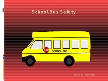 School Bus Safety PowerPoint