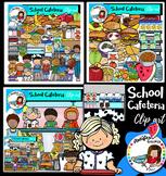 School Cafeteria Clip Art- 116 images!