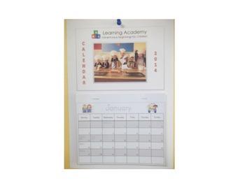 School Calendar 2014