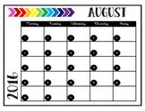 School Calendar 2016/2017