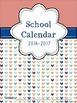 School Calendar: November-January 2017