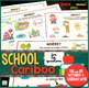 Cariboo School Edition {for WH- questions & language therapy}