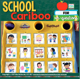 Cariboo School Edition |  WH- questions & language therapy
