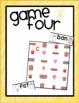 School Carnival Themed Editable Board Games