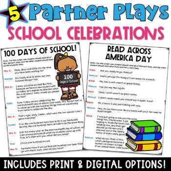 School Celebrations: Partner Plays