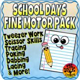 School Centers Activities Fine Motor Centers OT Literacy Math
