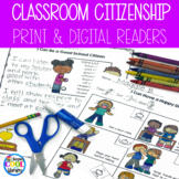 School Citizenship and Rules - Mini Books and Printables