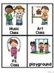 School & Classroom Props for Online Teaching (VIPKid)