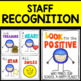 Staff Morale Boosters  EDITABLE