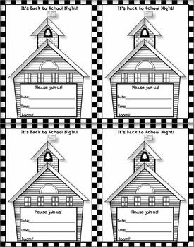 Back to School Clip Art &Bulletin Board (commercial fine)