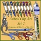 School Clip Art Bundle