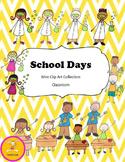 School Clip Art - Mini Collection