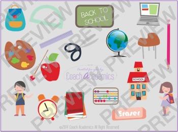School Clipart ( Clip Art )
