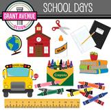 School Clipart - Back to School Clipart