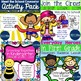 August Elementary School Counseling Resource Bundle - Back to School
