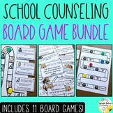 School Counseling Board Game BUNDLE