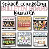School Counseling Bulletin Board Bundle