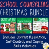 School Counseling Christmas Bundle