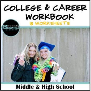 """College & Career Ready"" Workbook- Middle/High school- distance learning option"