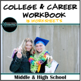 """College & Career Ready"" Workbook- Middle/High school- dis"