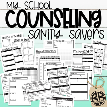 School Counselor Documentation and Planning
