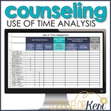 School Counseling Forms and Templates: Counselor Time Tracker, Referral & More
