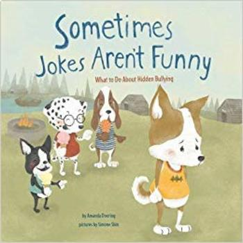 School Counseling Lesson: Sometimes Jokes Aren't Funny
