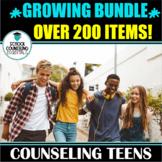 Middle & High School Counseling Mega Bundle!