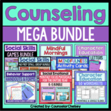 School Counseling Must-Have Activities Bundle (Save 20%)