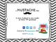 School Counseling Mustache Poster Signs