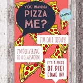School Counseling Office Decor / Pizza Me / Back to School