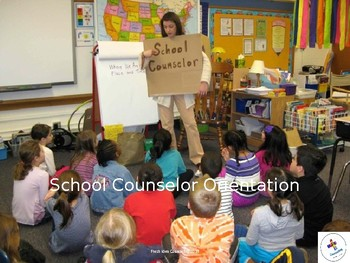 School Counseling Orientation Grades 1st - 5th